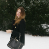 playing in the snow | Style my Fashion