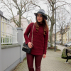 Miss Burgundy | Style my Fashion