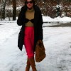 Put some color in winter   Style my Fashion
