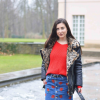 Denim, Roses & Leo Print | Style my Fashion