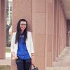 I'm feeling blue today | Style my Fashion