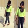 Neon   Style my Fashion