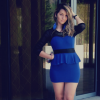 Blue Mart Dress | Style my Fashion