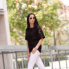 BLACK & WHITE AGAIN | Style my Fashion