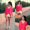 Pink shirt   Style my Fashion