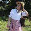 Maskulines Hemd trifft auf Mädchenrock | Style my Fashion