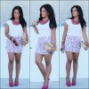 Flowers skirt | Style my Fashion