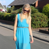 Blue Maxi Dress | Style my Fashion