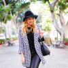 Houndstooth Caprice | Style my Fashion