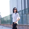 MUUBAA LEATHER PANTS and AMAZING STILETTOS | Style my Fashion