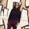 Mixing Prints: Plaid and Floral | Style my Fashion