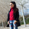 Patched Skinny Jeans | Style my Fashion