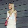 faux fur dress | Style my Fashion