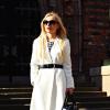 white coat | Style my Fashion