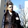 Fur vest Outfit - Casual