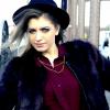 Fur vest Outfit - Vintage Style