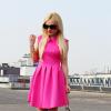 pink dress | Style my Fashion