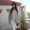 WHITE WEDGES | Style my Fashion