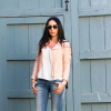Coral Flowers and Denim | Style my Fashion