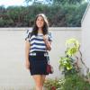 NAVY GIRL   Style my Fashion
