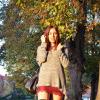 Bordeauxrote Spitze | Style my Fashion