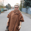 in autumn we wear capes | Style my Fashion
