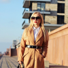 Camel coat | Style my Fashion
