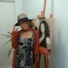 Sommerkleid mit Patchwork Muster... Unikat von Kassis | Style my Fashion