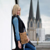 Fringes and Denim on Denim | Style my Fashion