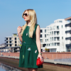 Green Dress | Style my Fashion