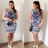 Ornament Dress - Plus Size Style