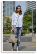 baby blue | Style my Fashion
