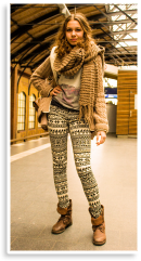 Stylish durch Berlins U-Bahnhöfe | Style my Fashion