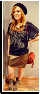Golden Girl | Style my Fashion