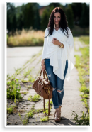 Summer Poncho Love | Style my Fashion