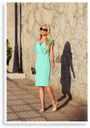 Mint dress | Style my Fashion