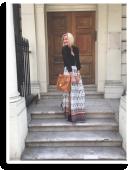 Hippie Maxiskirt | Style my Fashion