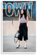 Sophisticated Culottes | Style my Fashion