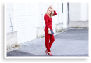 RED OVERALL | Style my Fashion