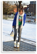 Snow, Sneakers and Tigers | Style my Fashion