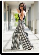 Beetlejuice Palazzopants | Style my Fashion