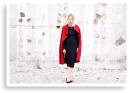 RED AUTUMN COAT | Style my Fashion