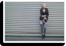 Tigha Lederjacke und Zara Nieten Boots | Style my Fashion