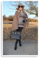 Black & Brown Mix | Style my Fashion