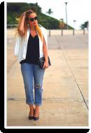 Blazer Cape | Style my Fashion