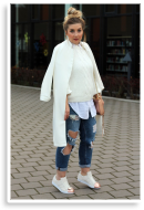 ripped jeans  | Style my Fashion