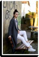 Grey Coat | Style my Fashion