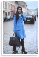Statement coat | Style my Fashion