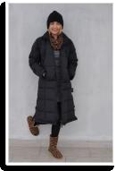 daunenmantel und leoprint | Style my Fashion