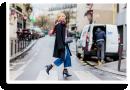 DENIM CULOTTE | Style my Fashion